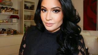 Glam Makeup Tutorial | RositaApplebum
