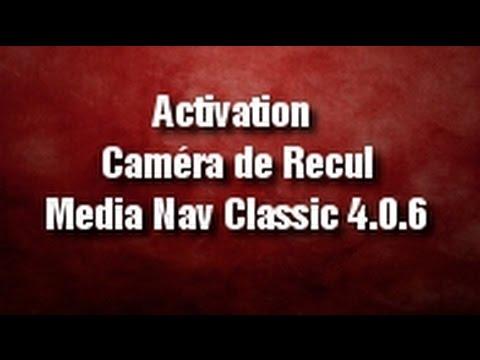 Tuto 1 Activation caméra de recul sur Medianav Classic 4.0.6