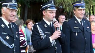 Gminne Zawody sportowo - pożarnicze w Wojkówce