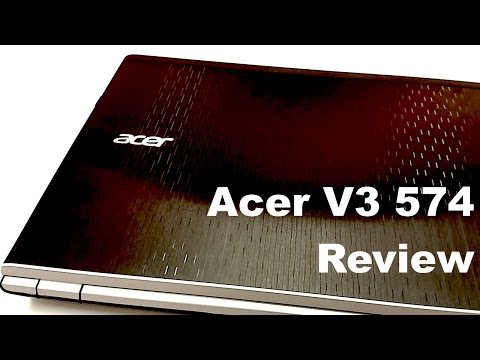 Acer V3 574g (Aspire V15) Review