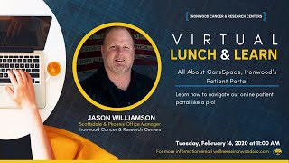 SCS Lunch & Learn: Learn How to Navigate Our Online Patient Portal Like a Pro!