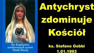 Rzym traci wiarę i staje się siedzibą Antychrysta – kazanie Ks. Natanka o zdradzie bergoliańskiej