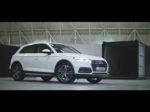 Audi  Q5 Паркетник класса J - рекламное видео 3