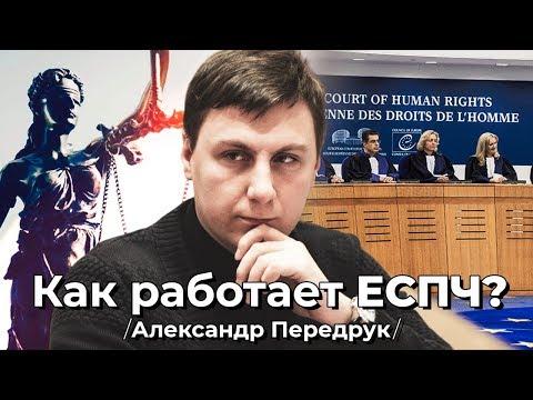 Как работает ЕСПЧ? | Александр Передрук