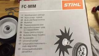 Кромкорез STIHL FC-MM