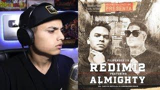 [Reaccion] Redimi2 - Filipenses 1:6 (Video Lyric) ft. Almighty - Themaxready