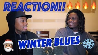 Joyner Lucas   Winter Blues (508) 507 2209 (Audio Only)   REACTION  MOTIVATION