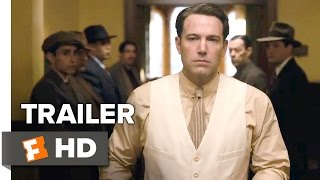 Live by Night Official Trailer 1 (2016) - Ben Affleck Movie