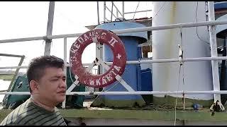 Pembongkaran Kapal Kedaung 2 Di Bangkalan Madura