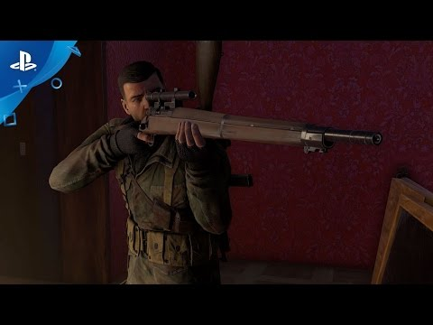 Sniper Elite 4 - Deathstorm Part 2: Infiltration