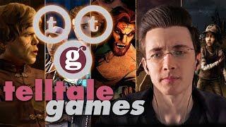 JesusAVGN По Поводу Закрытия Telltale Games