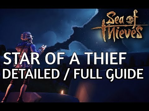 How To Complete Stars of a Thief | Tall Tales (Sea of Thieves)