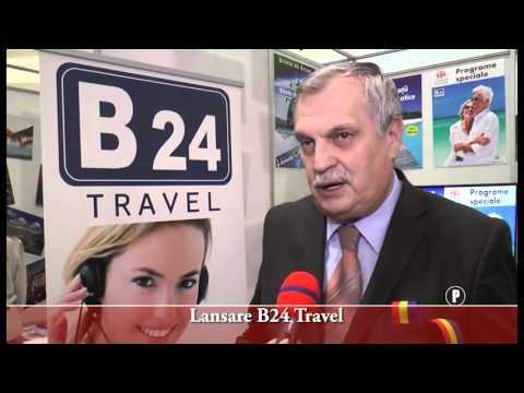 Deschidere oficiala – Agentia de Turism B24 Travel (P)