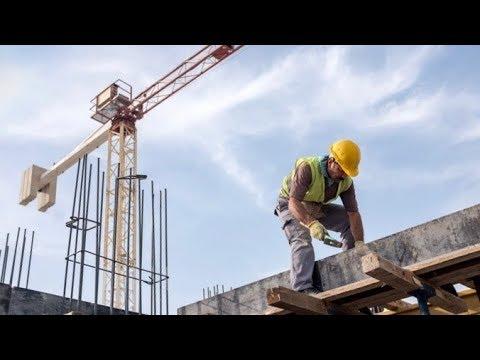 U.S. construction industry faces labor shortage
