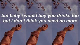 dean lewis - hold of me // lyrics