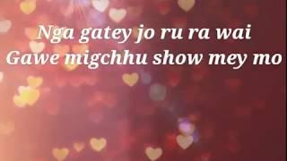Nge Sem Karaoke Track
