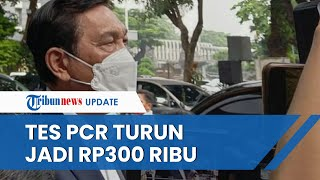 Seluruh Moda Transportasi akan Terapkan Tes PCR, Harga Turun Jadi Rp 300 Ribu dan Berlaku 3x24 Jam
