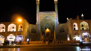 preview picture of video '-HD-イスファハン、イマーム広場の昼と夜(イラン)-Imam Square,Isfahan Iran-'