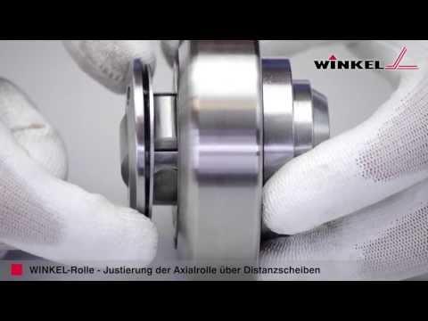 Winkel Bearing Adjustable Unit Type JC