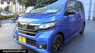 "Honda N-WGN Custom ""Turbo SS 2Tone Color Style Package"""