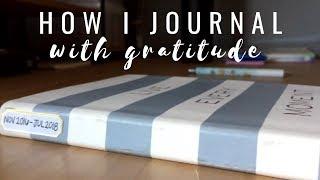 How To Start A Gratitude Journal 🙏🏼