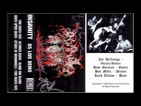 Insanity - Death After Death