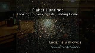 Lucianne Walkowic - Planet Hunter (11-12-15)