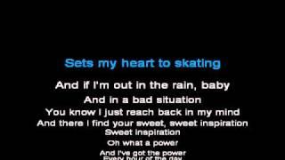 Lyrics: Vonda Shepard - Sweet Inspirarion