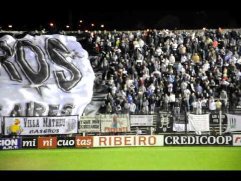 """""""ESTUDIANTES 1 vs. almagro 0:  El que no salta es tricolor + Telón"""" Barra: La Barra de Caseros • Club: Club Atlético Estudiantes"""