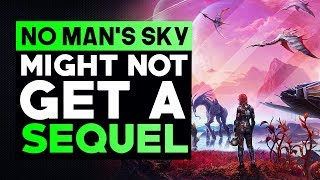 No Man's Sky Beyond   New Hints From Sean Murray Interview, More Features & Sequel Looking Unlikely?