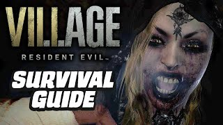 Surviving Resident Evil Village: Tips and Tricks by GameSpot