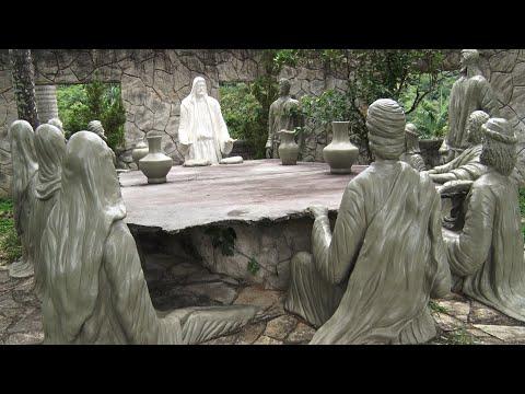 Parque temático em Cachoeiras de Macacu conta a história de Jesus Cristo