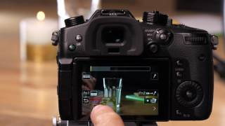 Gambar cover Lumix GH5 - How to use 4K 6K Photo Mode