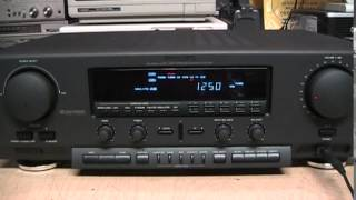 Philips FR930 MkII receiver with simulated AM Stereo