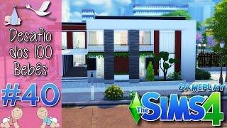 The Sims 4 - Desafio dos 100 Bebês #40 - Um novo começo