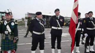 preview picture of video 'Befrielsen markeret på Dragør Havn, 4. maj 2005'