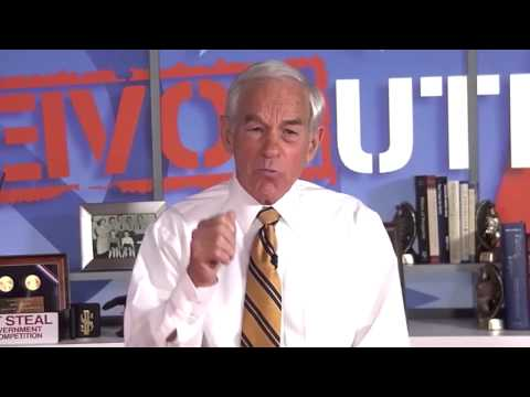 Atlas Shrugged: Who Is John Galt? Ron Paul Outtakes