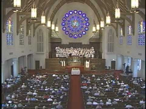 Lubbock - United Methodist Church - Choir