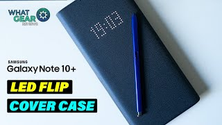 Official Samsung Note 10 Plus LED Cover Case Review & 5 other Awesome options