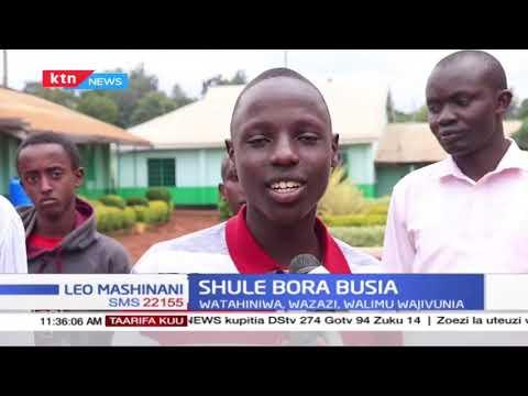 Shule Bora Busia: Watahiniwa, wazazi, walimu wajivunia matokeo bora ya mtihani wa KCPE 2020