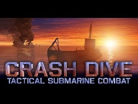 Crash Dive отличный симулятор подводника на андроиде
