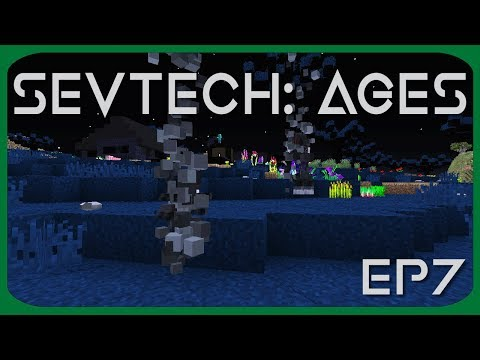 Badlands mobs and back home to primal chests | SevTech:Ages | Modded Minecraft | ep 7