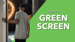 How to Green Screen (6 Easy Steps)