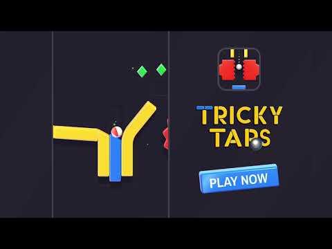Vídeo do Tricky Taps