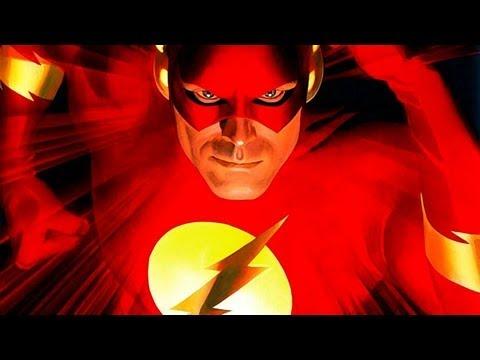 Historie komiksových postav #1: Flash