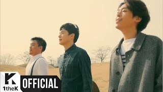 [MV] Three Men With Three Guitars(기타치는 세남자) _ Two of us(우리둘이)