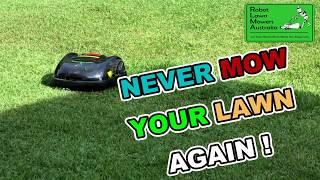 Exgain Robot Lawn Mowers