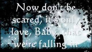 Lifehouse - Falling In [[Lyrics]]