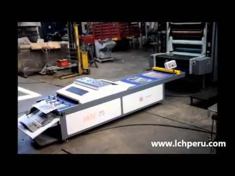 Horno UV MOD. HUV - 75