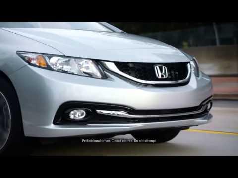 Honda Civic 4d Седан класса C - рекламное видео 1